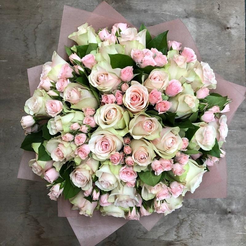 Картинки букеты цветов большие (9)