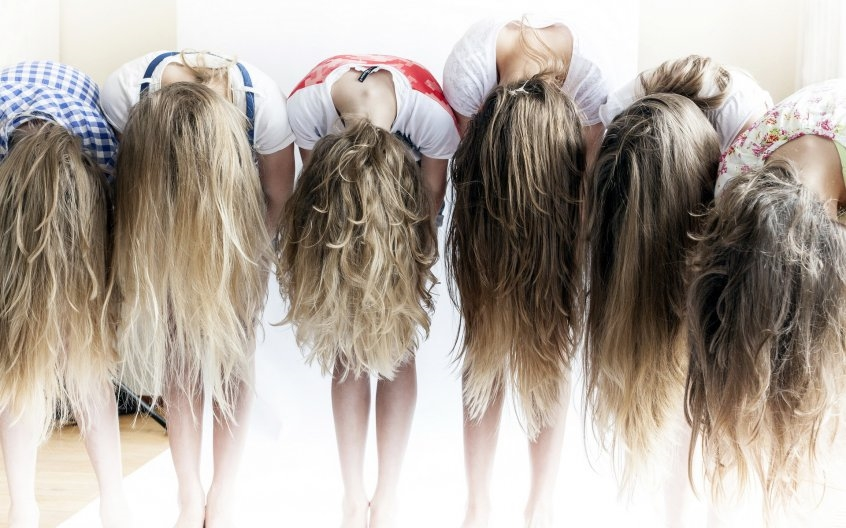Картинки девушек на аву блондинок015