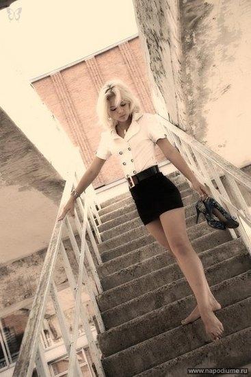 Картинки девушек на аву блондинок016