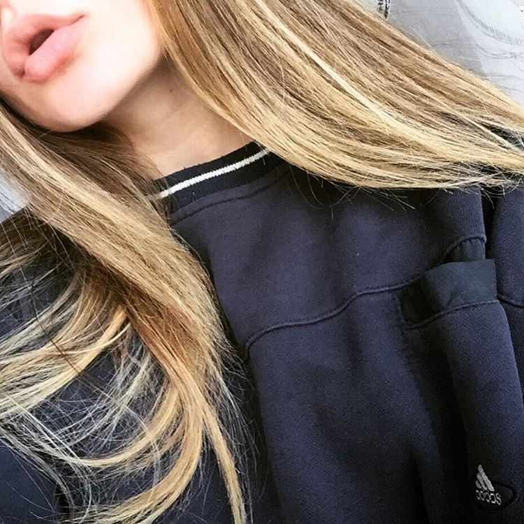 Картинки девушек на аву блондинок017