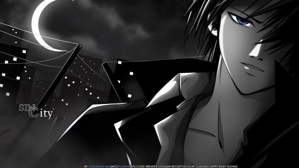 Картинки на рабочий стол аниме для парней (9)