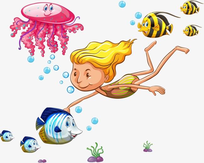 Картинки рыбки для детей на белом фоне (21)