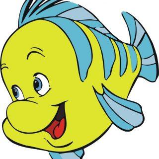 Картинки рыбки для детей на белом фоне (22)