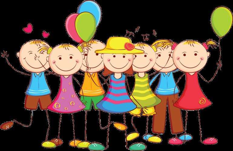 Картинки с детьми рисованные (1)