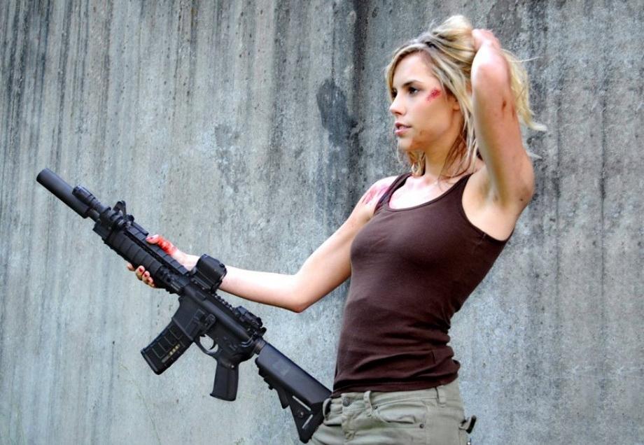 Классные картинки с пистолетом на аву008