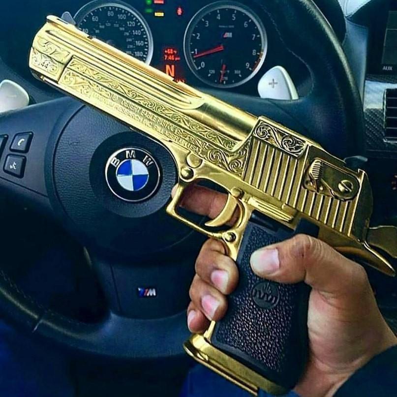 Классные картинки с пистолетом на аву020