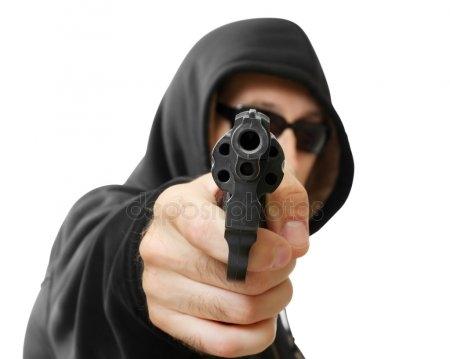 Классные картинки с пистолетом на аву021