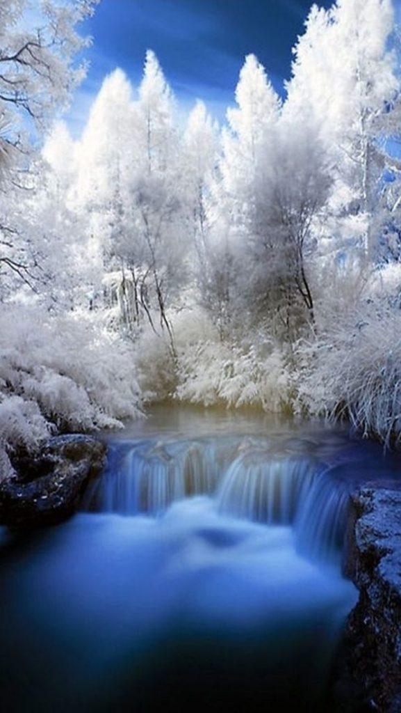 Красивые заставки природы на телефон 007