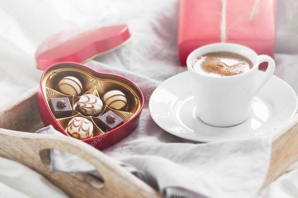 Красивые картинки с кофе и завтраком001