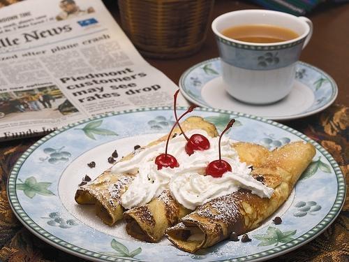 Красивые картинки с кофе и завтраком002