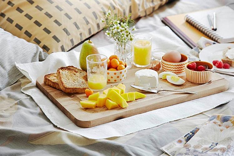 Красивые картинки с кофе и завтраком004