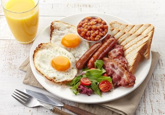 Красивые картинки с кофе и завтраком011