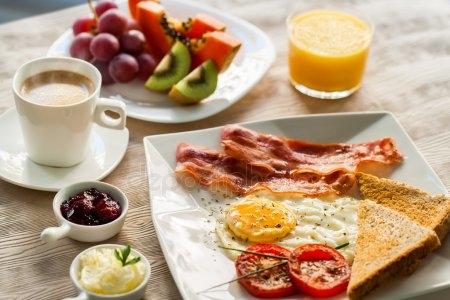 Красивые картинки с кофе и завтраком012