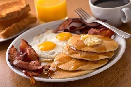 Красивые картинки с кофе и завтраком018