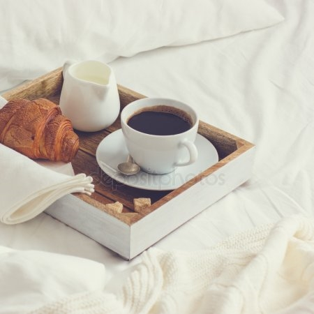 Красивые картинки с кофе и завтраком019