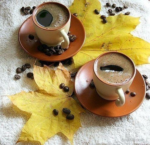 Красивые картинки с кофе и завтраком021