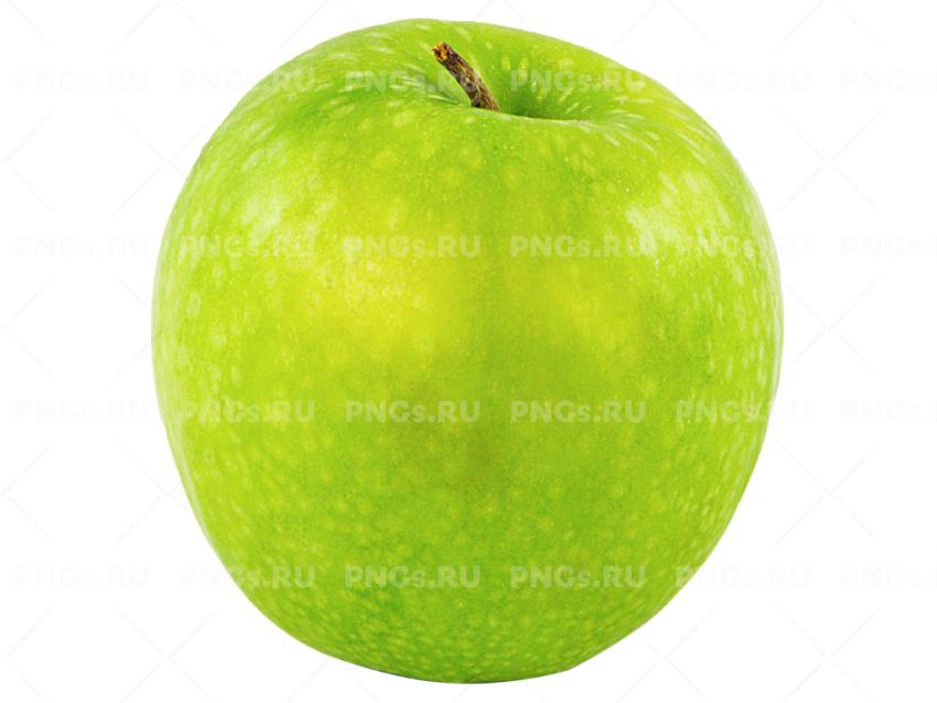 Красивые картинки яблоко на прозрачном фоне (1)