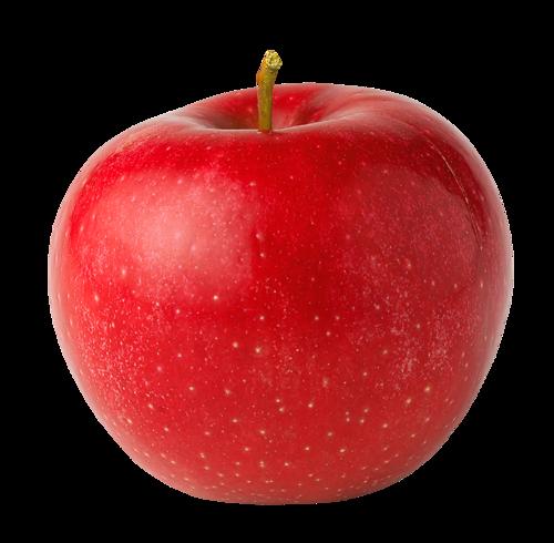 Красивые картинки яблоко на прозрачном фоне (3)