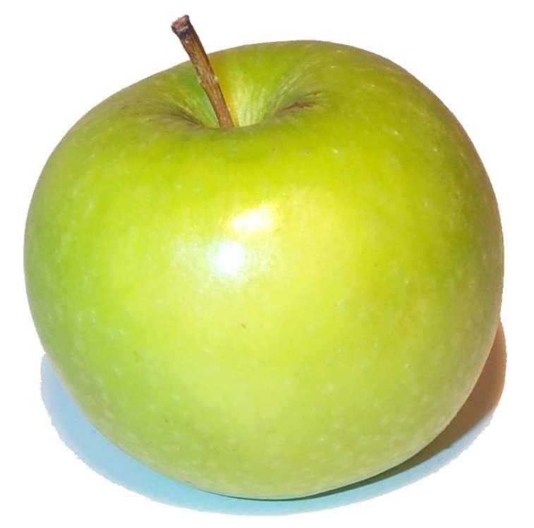Красивые картинки яблоко на прозрачном фоне007