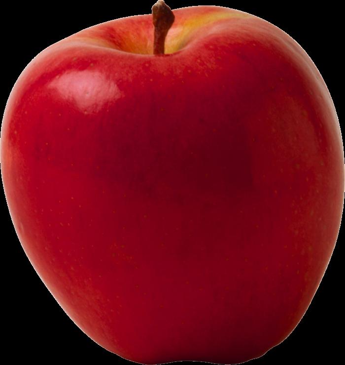 Красивые картинки яблоко на прозрачном фоне011