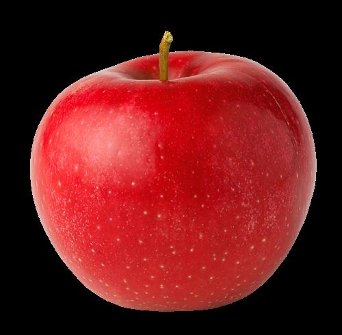 Красивые картинки яблоко на прозрачном фоне015