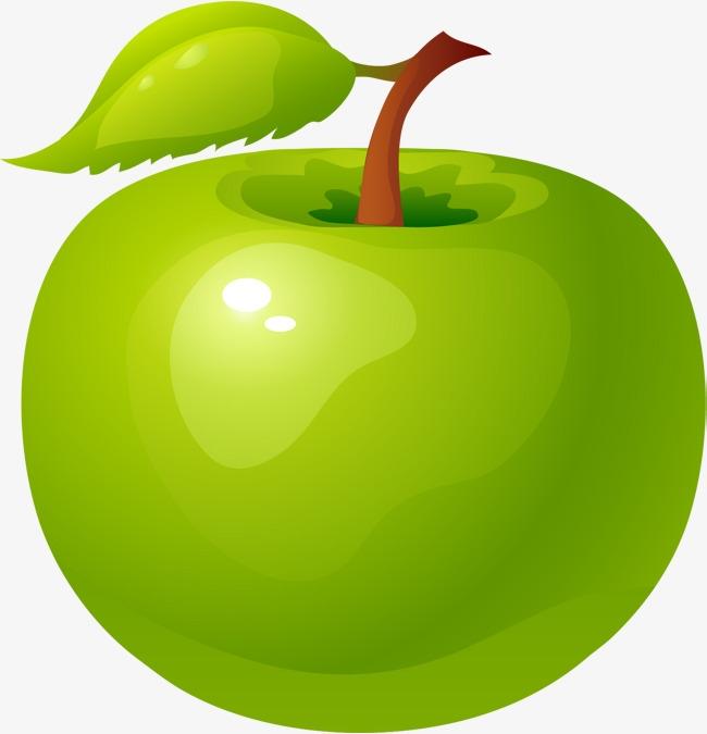 Красивые картинки яблоко на прозрачном фоне020