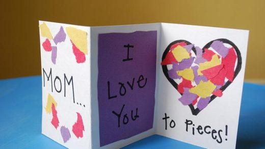 Красивые открытки на мамин день рождения021