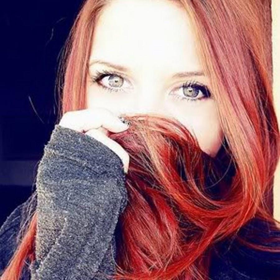 Красивые фото рыжей девушки на аву в ВКонтакте - 20 картинок (12)