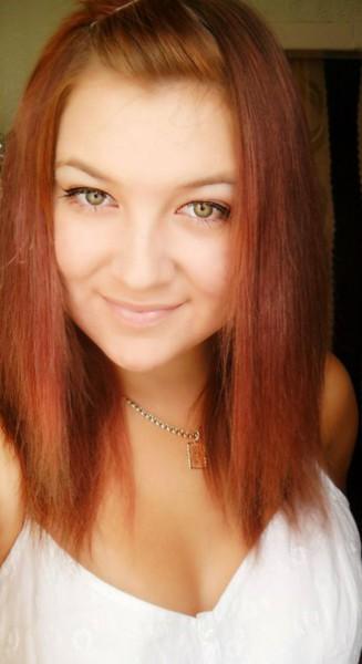 Красивые фото рыжей девушки на аву в ВКонтакте - 20 картинок (30)