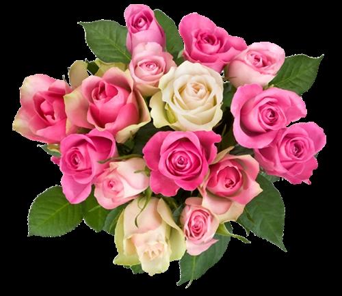 Красивый фон цветы для фотошопа003