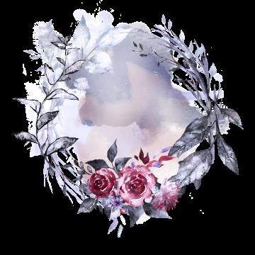 Красивый фон цветы для фотошопа009