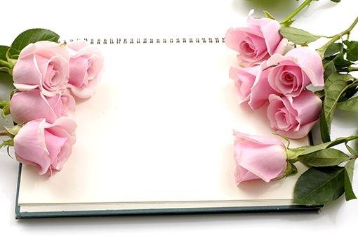 Красивый фон цветы для фотошопа011