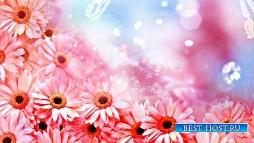 Красивый фон цветы для фотошопа012