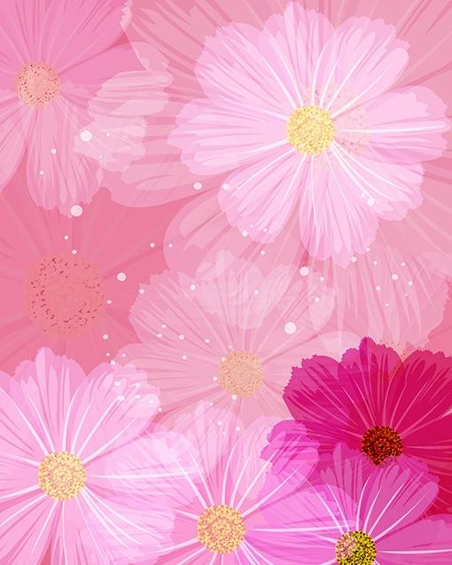 Красивый фон цветы для фотошопа021