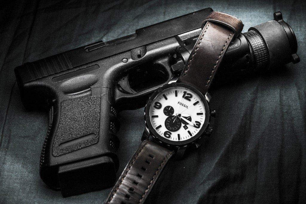 Крутые картинки на аву с оружием005