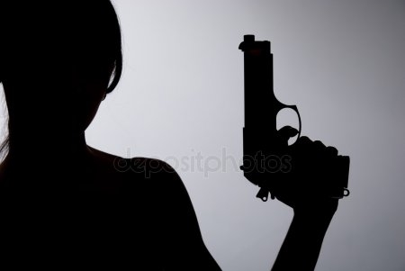 Крутые картинки на аву с оружием009