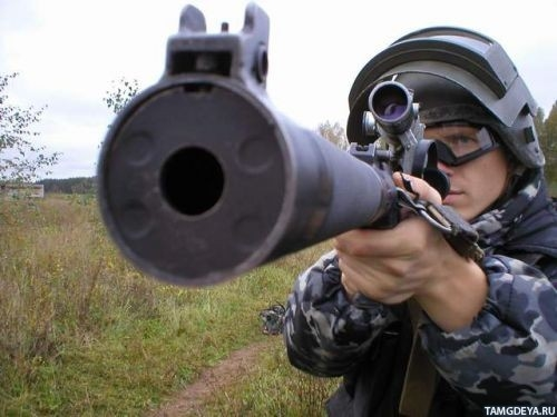 Крутые картинки на аву с оружием012