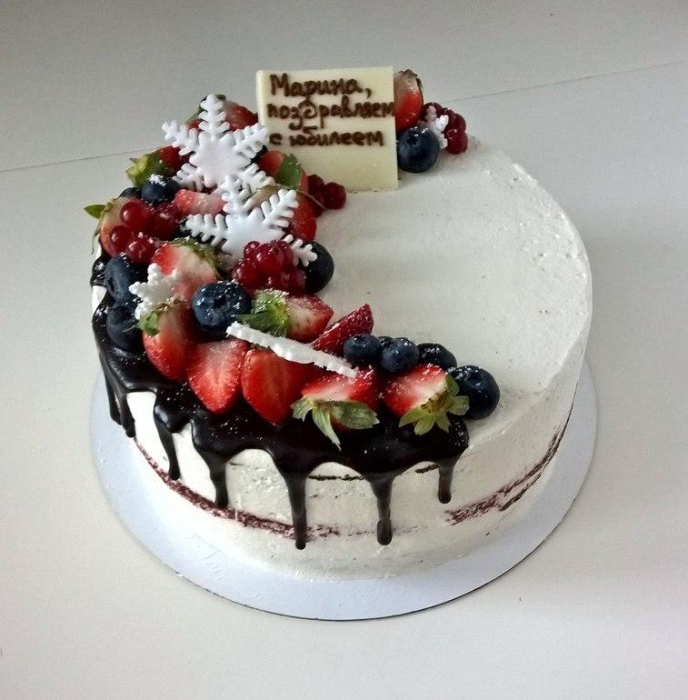 Надпись на торт подруге 003