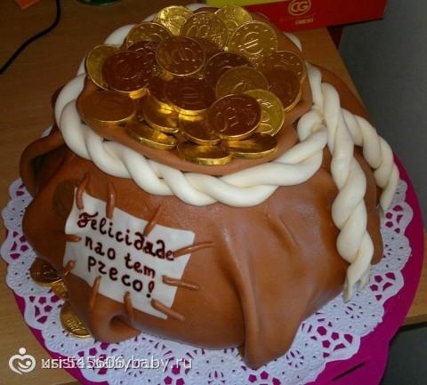 Надпись на торт подруге 008