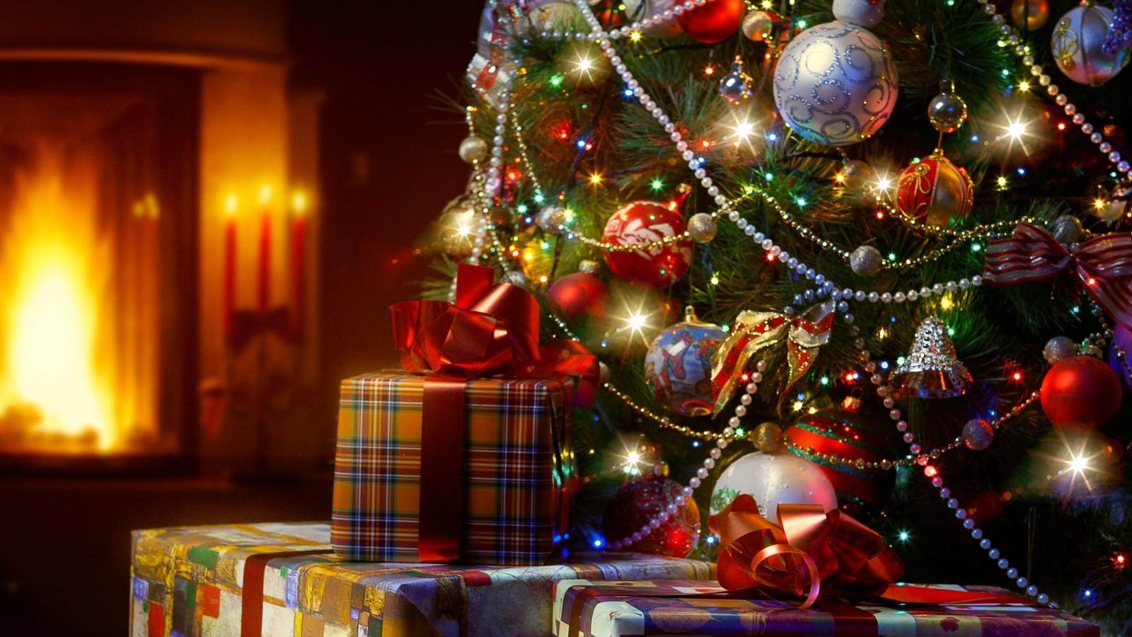 Обои на рабочий стол новогодние (3)