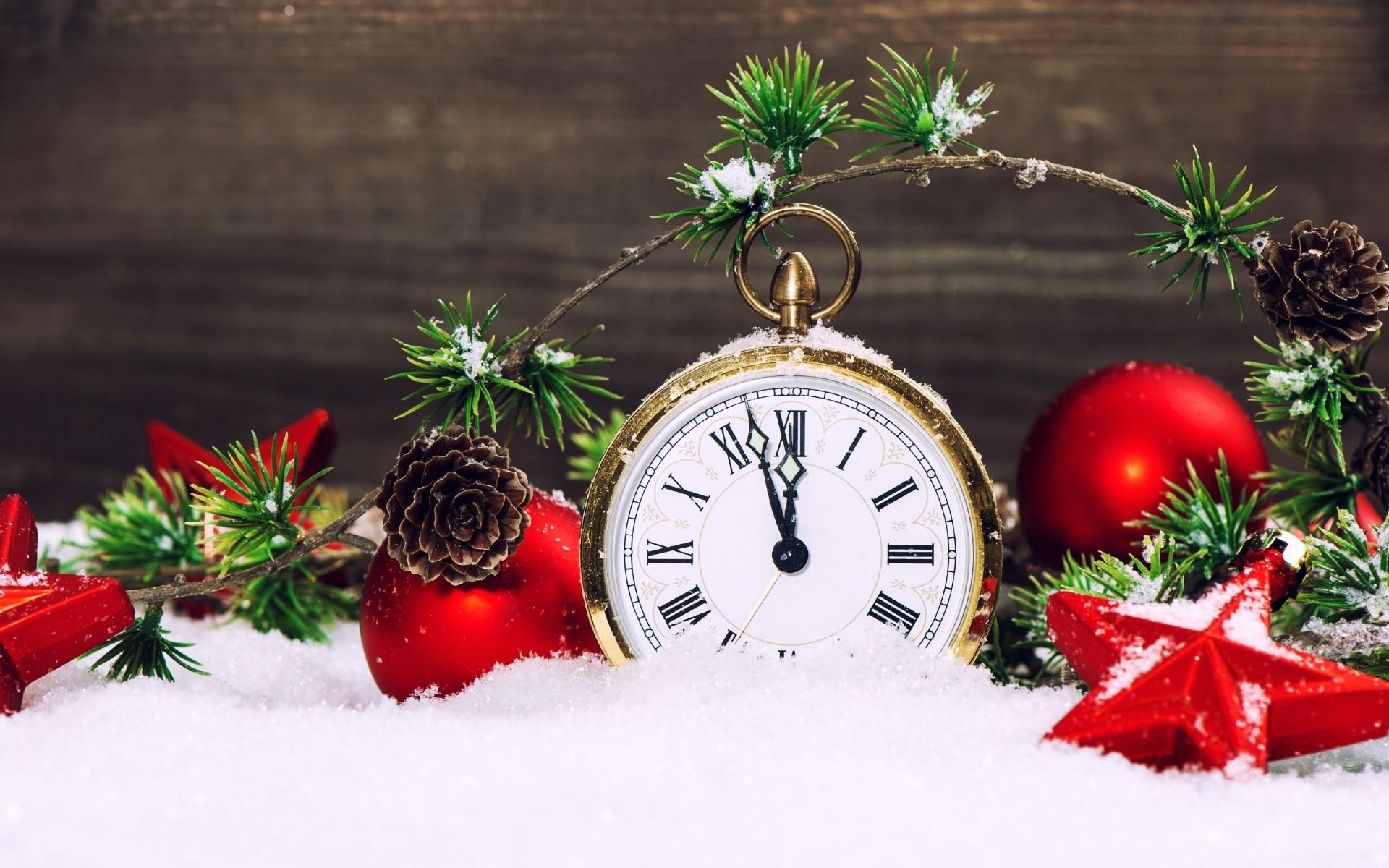 Обои на рабочий стол новогодние (4)