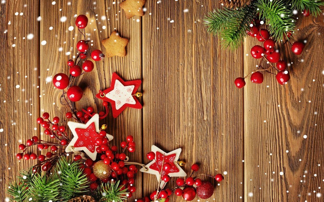 Обои на рабочий стол новогодние (5)