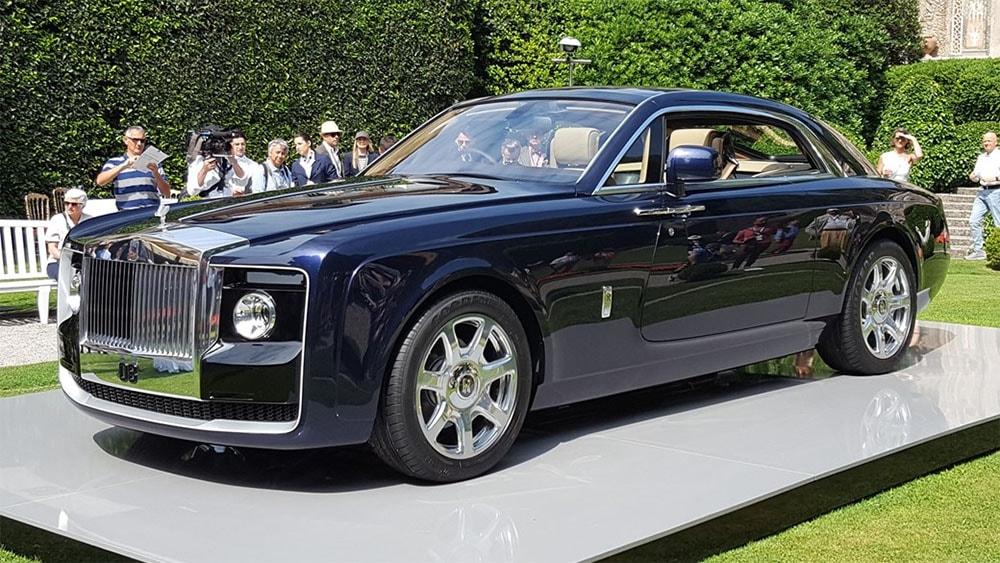Самые дорогие машины 2019 года список с фото и описанием (10)