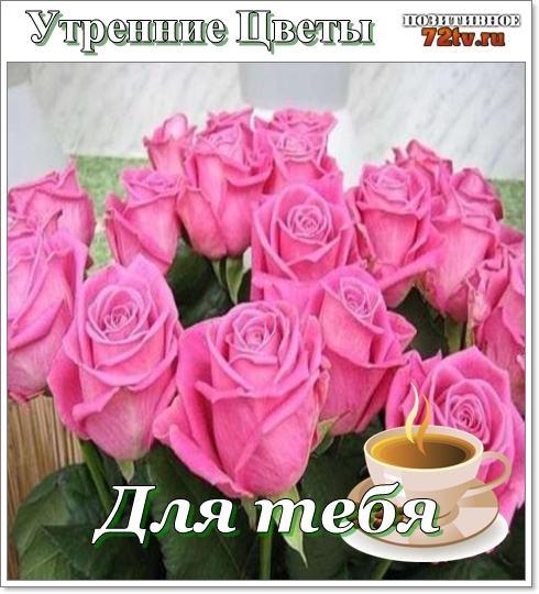 Утром цветы для любимой 002