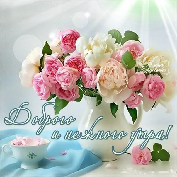 Утром цветы для любимой 006