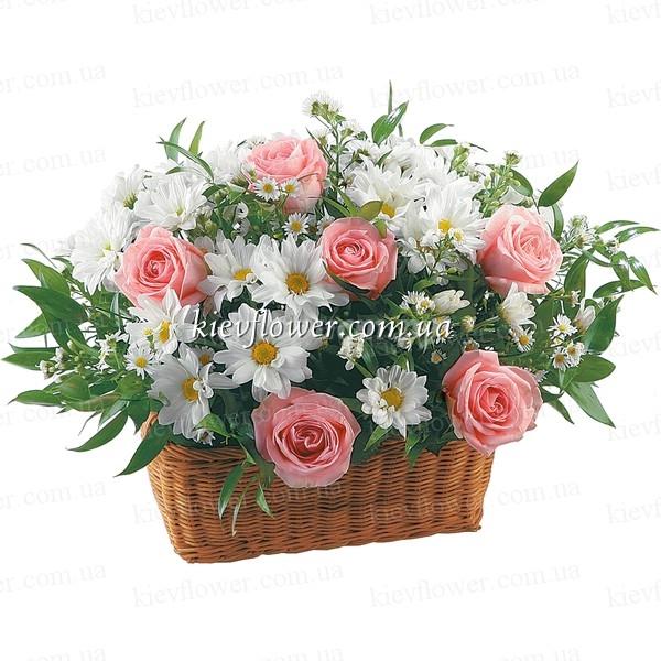 Утром цветы для любимой 015