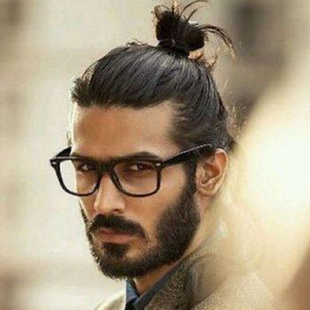 Фото мужчин в очках и с бородой - подборка 20 картинок (10)