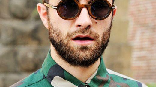 Фото мужчин в очках и с бородой   подборка 20 картинок (13)
