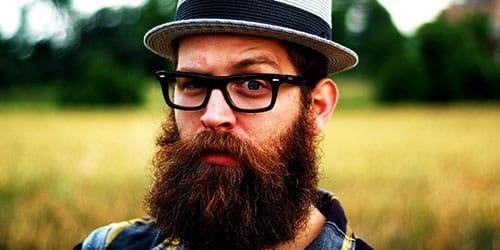 Фото мужчин в очках и с бородой - подборка 20 картинок (16)