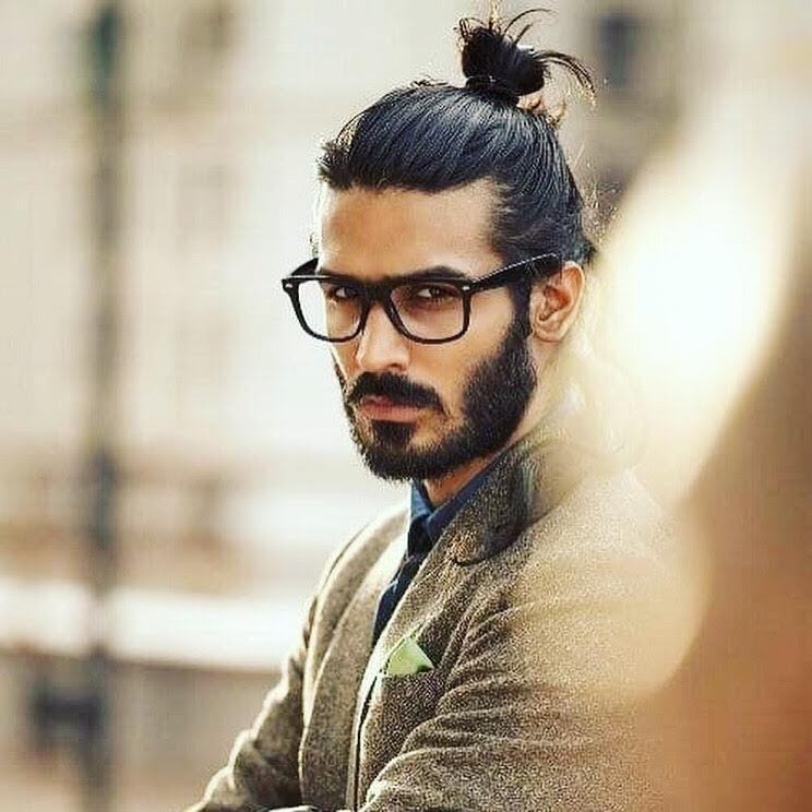 Фото мужчин в очках и с бородой - подборка 20 картинок (17)